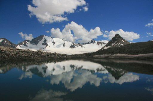 Голубые озера. Эльбрус