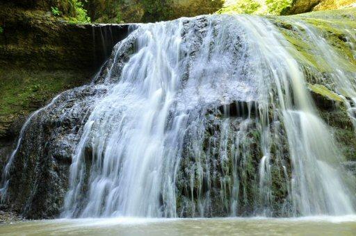 хрустальный звон водопадов Руфабго