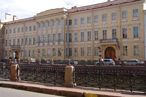 музей-квартира А.С. Пушкина на Мойке,12